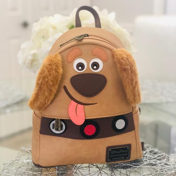 Loungefly Handbags - Loungefly backpack 🎒 Doug (up)